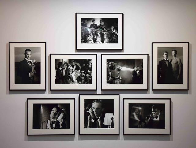 , 'Ensemble Looking for Langston,' 1989, Galerie Ron Mandos
