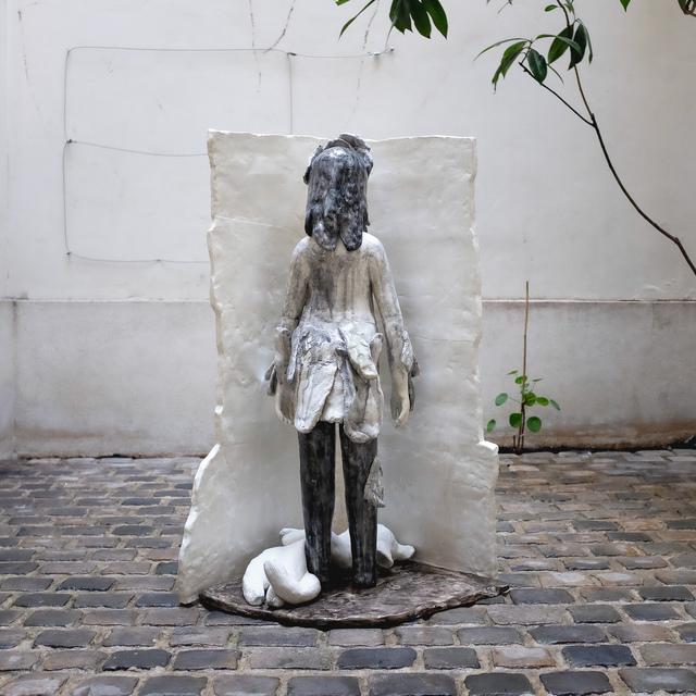 , 'Au coin,' 2018, Antonine Catzéflis