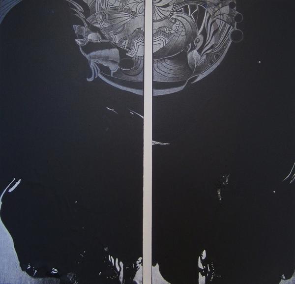, 'Black Mantra,' 2017, Ro2 Art