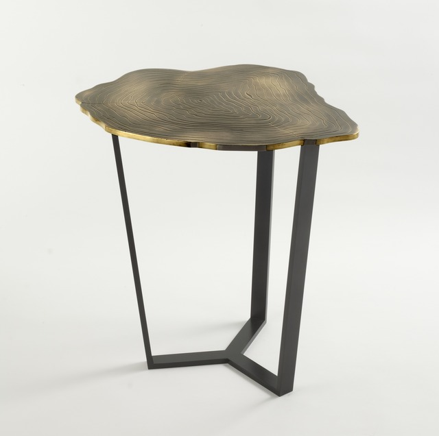 Franck Chartrain, 'Narcisse Side Table', 2015, Maison Gerard