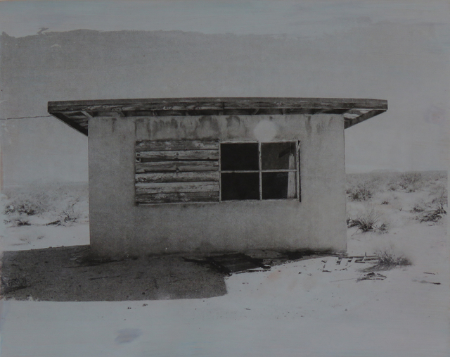 , 'Sunfair Cabin,' 2018, Joshua Tree Art Gallery