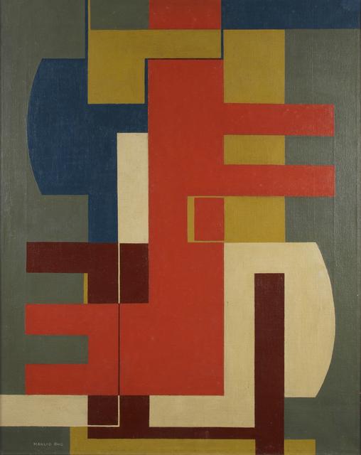 , 'Composizione,' 1940-1941, Cardelli & Fontana artecontemporanea