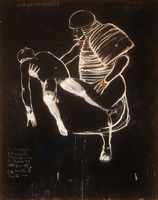 Carlos Quintana, 'Y este que cono eeee?', 2006, TOTH GALLERY