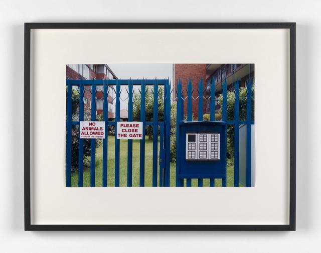 Kendell Geers, 'Suburbia 7', 1999, Stephen Friedman Gallery