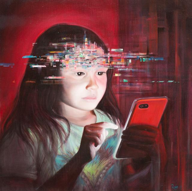 , 'Gone Viral,' 2019, Mirus Gallery