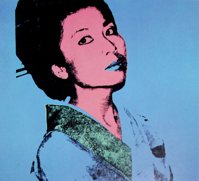 Andy Warhol, 'Kimiko (FS II.237)', 1981, Revolver Gallery