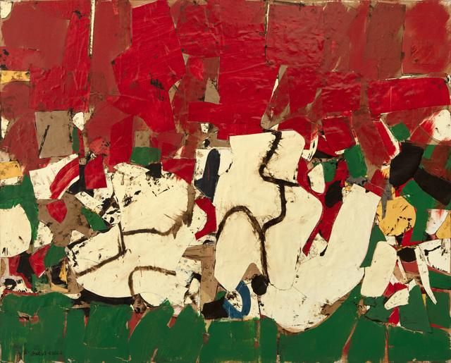 , 'Passion J-L-I-18-59/89,' 1959-1989, Hollis Taggart