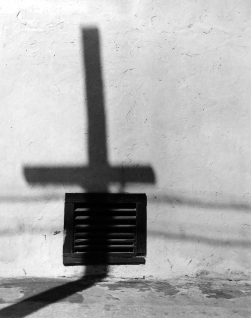 Arnold Newman, 'Shadow of Light Poles, West Palm Beach, FL', 1941, Howard Greenberg Gallery
