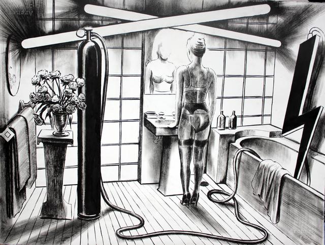 , 'Toilette,' 2014, Laufer