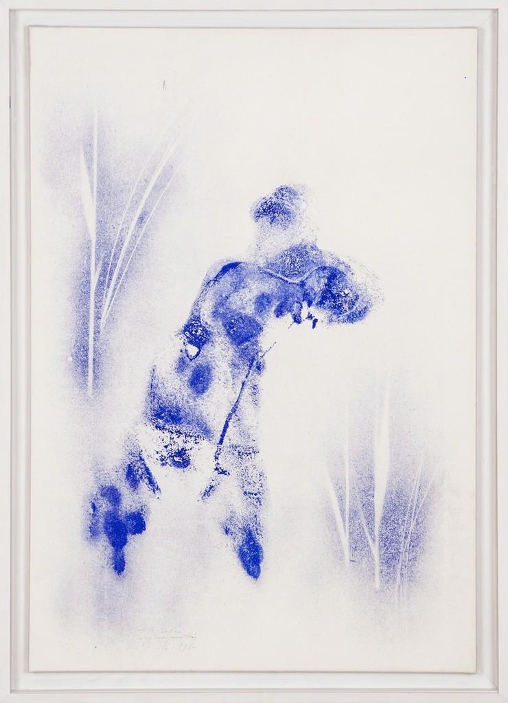 Yves Klein, 'ANT 162,' 1960, Galerie Gmurzynska
