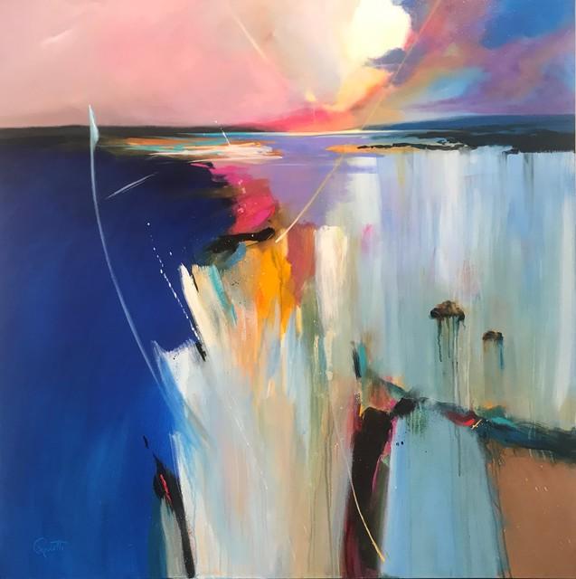 T. Rossetti, 'Flux', 2019, New River Fine Art