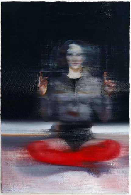 Rayk Goetze, 'Unverzart', 2021, Painting, Oil on canvas, Josef Filipp Galerie