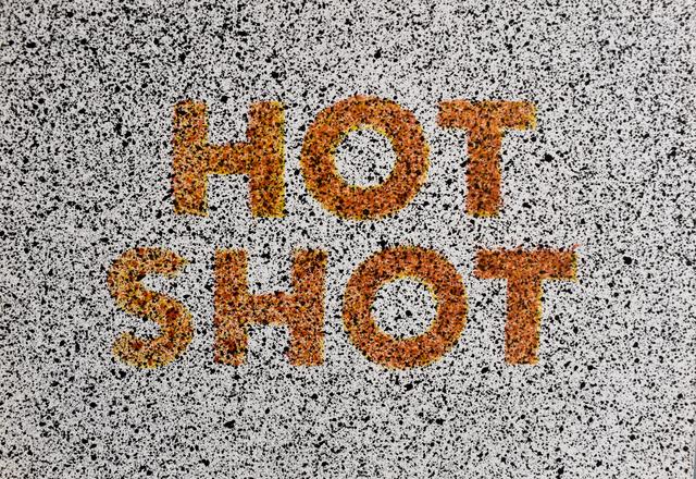 , 'Hot Shot, from: Eighteen Small Prints,' 1973, Gilden's Art Gallery