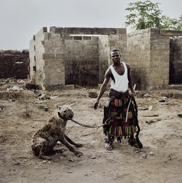 Pieter Hugo, 'Jatto with Mainasara, Ogere-Remo, Nigeria from The Hyena & Other Men', 2007, Phillips