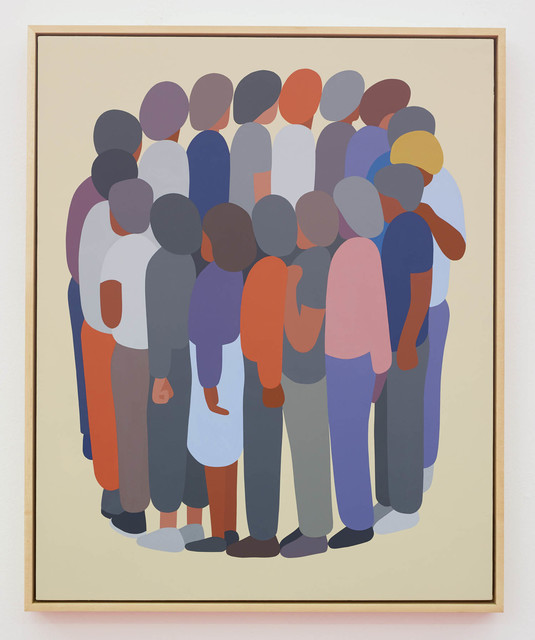 , 'Everyone Is First Everyone Is Last,' 2018, The Hole