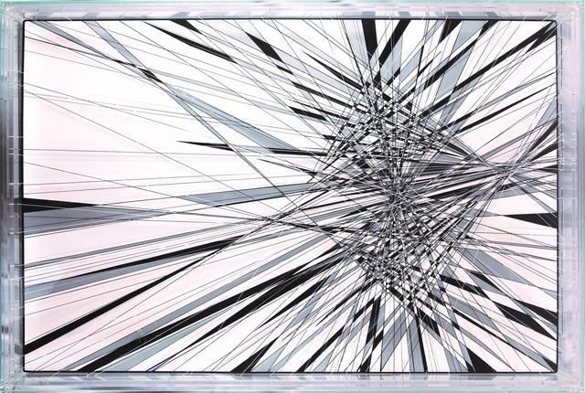 , 'Gravitational transparencies,' 2016, Matthew Liu Fine Arts