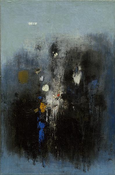 , 'Void 虛空,' 1962, Asia Art Center