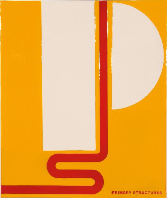 , '#00333 Primary Structure,' 2007, NUNU FINE ART