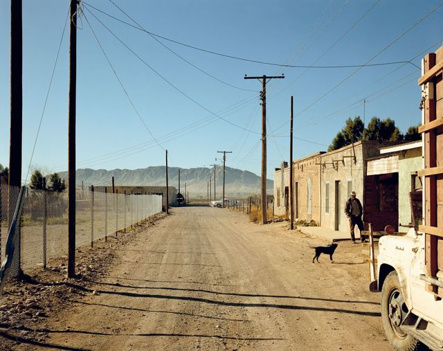 , 'Presidio, Texas, February 21, 1975,' 1975, 303 Gallery