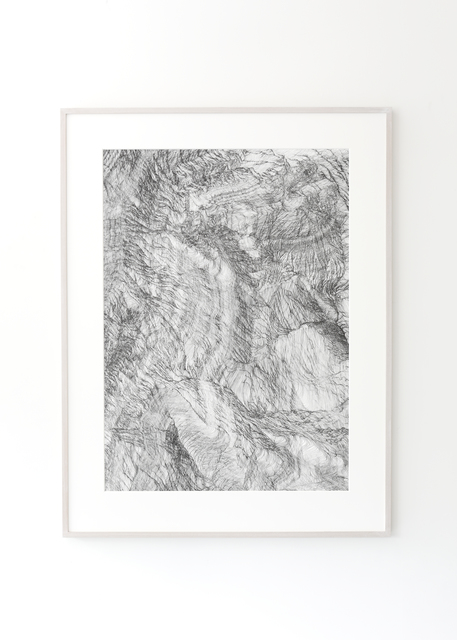 , 'Repetition Black (line) 6,' 2018, COHJU contemporary art