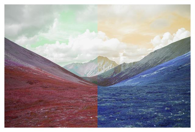 Sarah Anne Johnson, 'Mountain Range', 2016, Division Gallery