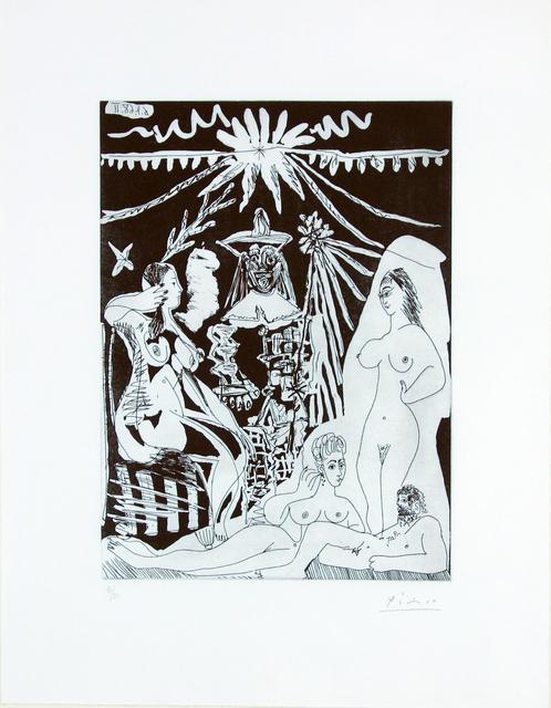 , 'Series 347:018,' 1968, Gormleys Fine Art