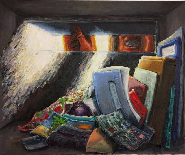 Willem Weismann, 'Waiting for good news', 2017, Quadrado Azul