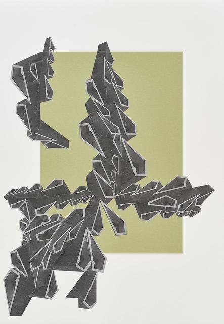 , 'Dolde,' 2016, Galerie Kandlhofer
