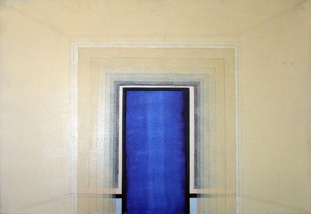 , 'Blue Tention,' 1967, Galerie Hubert Winter