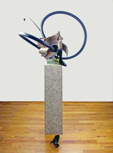 , 'Crime Scene,' 2017, Fernando Luis Alvarez Gallery