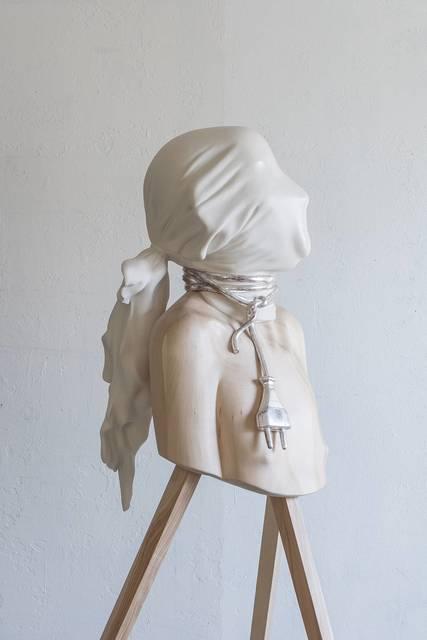 , 'Plug,' 2017, Galeria Enrique Guerrero