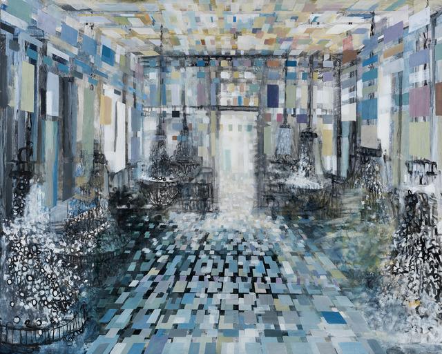 , 'FLOATING TIME SPACE,' 2018, ArtSpace / Virginia Miller Galleries