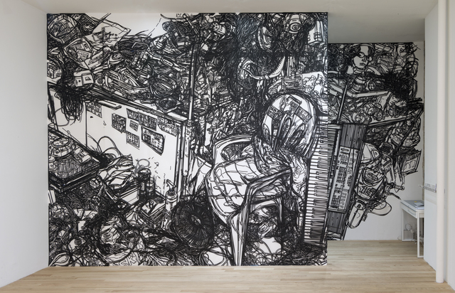 Heeseop Yoon, 'Still-Life with Keyboard', 2014, Sapar Contemporary