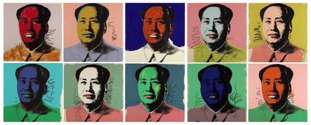 Andy Warhol, 'Mao', 1972, PLUTSCHOW GALLERY