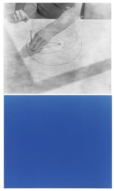 , 'Cyanomètre 9,' 2017, Catherine Edelman Gallery