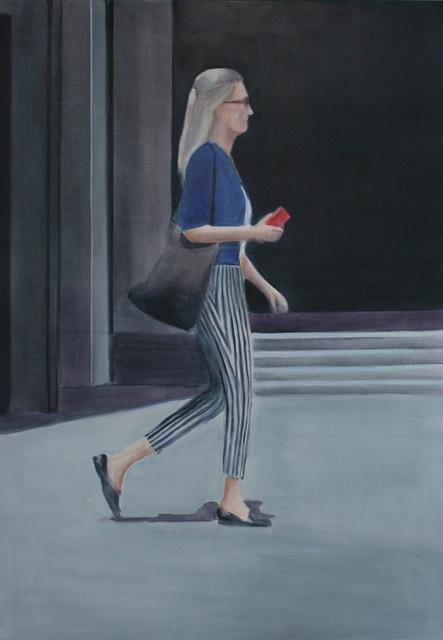 , 'Passer by 4,' 2019, Jill George Gallery