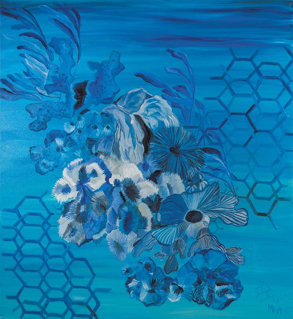 , 'Oceana,' 2014, Walter Wickiser Gallery