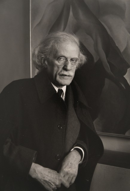 , 'Alfred Stieglitz,' 1934, The Halsted Gallery