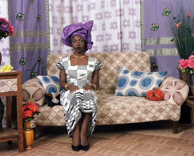 , 'Two Wives: Nollywood #1,' 2010, Galerie Nathalie Obadia