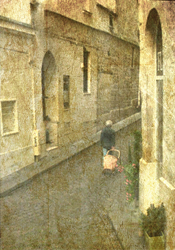 , 'Aller au Marche,' , Weston Gallery