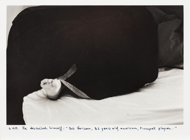 Sophie Calle, 'Les Dormeurs (The Sleepers) from the Bob Garison series', 1979, Art Mûr