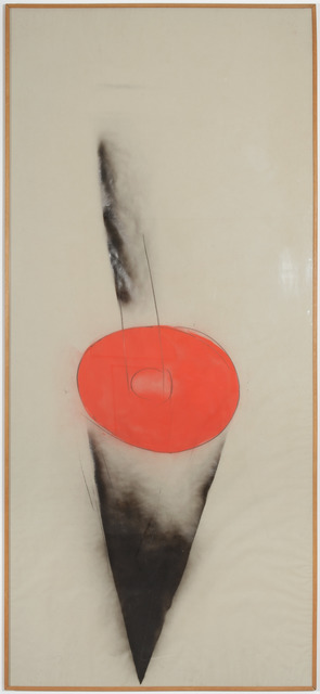 , 'Cono nello spazio,' 1974, Buchmann Galerie Lugano