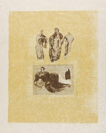 Henry Moore, 'Ideas from a Sketchbook (Cramer 324),' 1973-75, Forum Auctions: Editions and Works on Paper (March 2017)