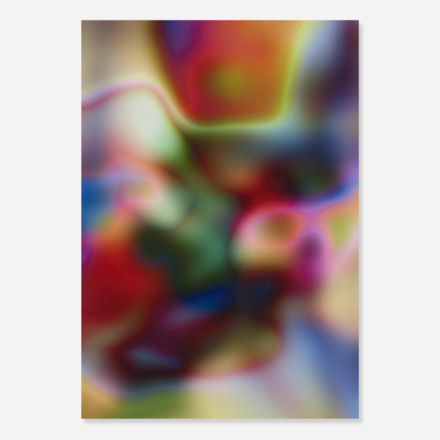 Thomas Ruff, 'Substrat 9 II', 2002, Rago/Wright