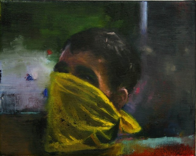 María Carbonell Foulquié, 'Yellow', 2016, T20