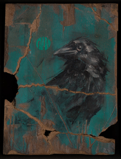 , 'Trash Bird,' 2017, Helikon Gallery & Studios