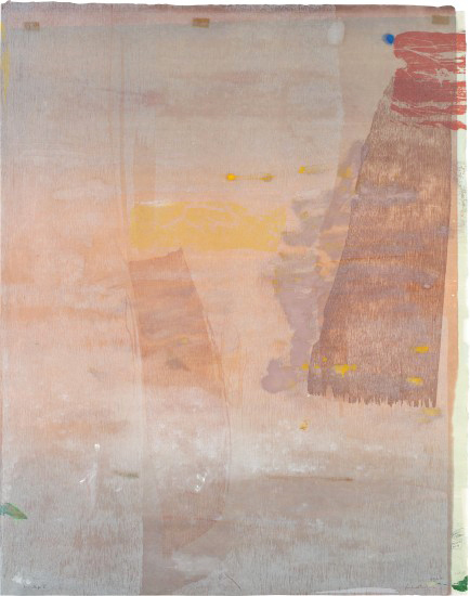 Helen Frankenthaler, 'Monoprint V', 1981, Hamilton-Selway Fine Art