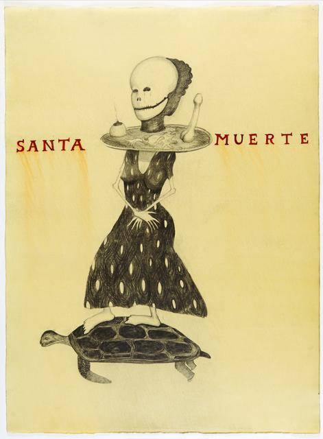 , 'Santa Muerte,' 2012, David Nolan Gallery