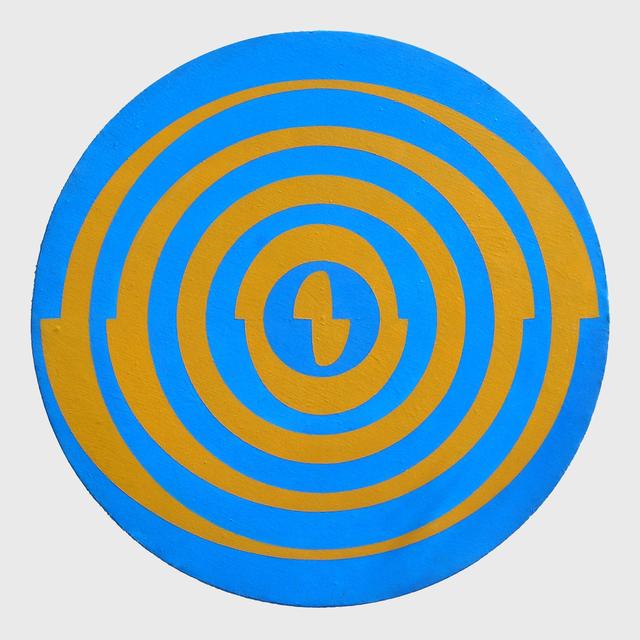 , 'Circular 3,' 1968, GALERÍA JOSÉ DE LA MANO