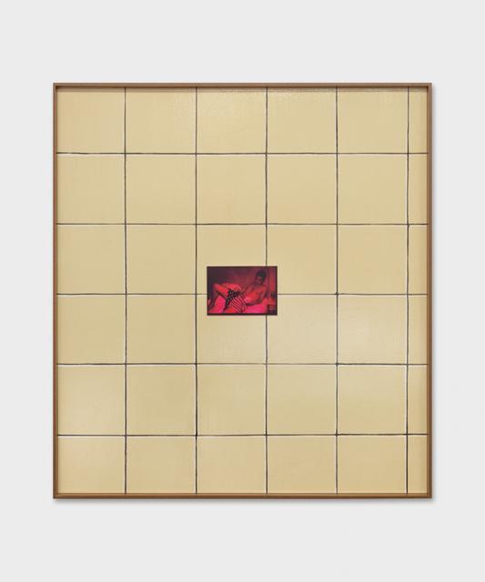 Valentin Carron, 'Wall Tile And Chroma', 2019, 303 Gallery
